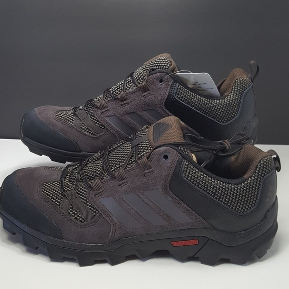 newest collection 9280a 18951 Adidas Outdoor Men s Caprock Trail Hiking Shoes